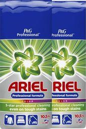 Ariel Zestaw - 2 x ARIEL Proszek do prania Kolor 10,5kg