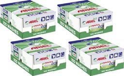 Ariel Zestaw - 4 x ARIEL Kapsułki do prania Regular MegPack 3x35szt