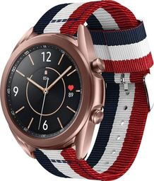 Tech-Protect TECH-PROTECT WELLING SAMSUNG GALAXY WATCH 3 45MM NAVY/RED