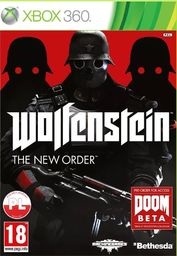 Wolfenstein The New Order PL/ENG (X360)