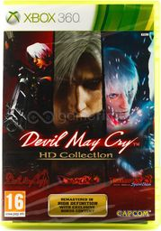 Devil May Cry HD Collection (X360)