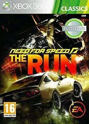 Need For Speed The Run PL (X360)