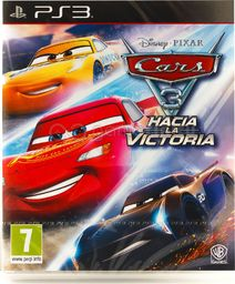 Auta 3 Driven To Win PL (PS3)