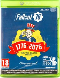 Fallout 76 Tricentennial Edition PL Xbox One