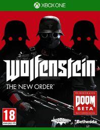 Wolfenstein The New Order PL Xbox One