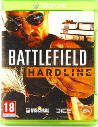 Battlefield Hardline PL (Xbox One)