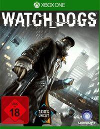Watch Dogs PL/DE (XONE)