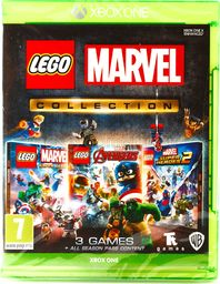 LEGO Marvel Collection PL (XONE)