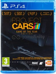 Project CARS GOTY PL (PS4)