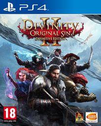 Divinity Original Sin 2 Definitive Edition PL/ENG (PS4)