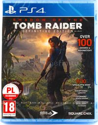 Shadow of the Tomb Raider: Definitive Edition PL (PS4)