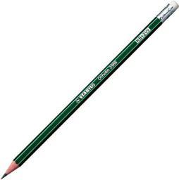 Stabilo Ołówek techniczny HB OTHELLO z gumką (2988/HB)