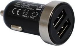 Ładowarka Krusell Tellsson   DUAL USB 2A  (PVSUNI2XUSB2A)