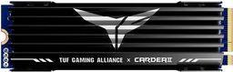 Dysk SSD Team Group Cardea II TUF 512 GB M.2 2280 PCI-E x4 Gen3 NVMe (TM8FPB512G0C310)