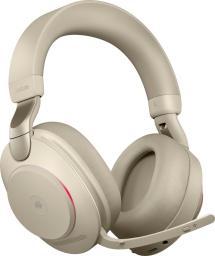 Słuchawki Jabra Słuchawki Evolve2 85 Stand Link380c MS Stereo Beige