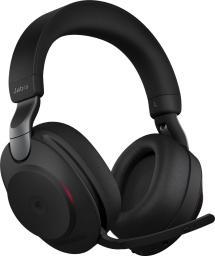 Słuchawki Jabra Słuchawki Evolve2 85 Link380c MS Stereo Black