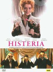 Histeria DVD