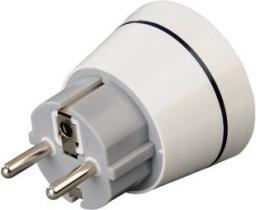 Hama Adapter podróżny  Biały (001219900000)
