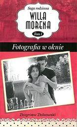 Willa Morena T.1 Fotografia w oknie