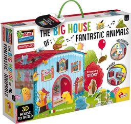 Lisciani Montessori Dom Fantastycznych Zwierząt