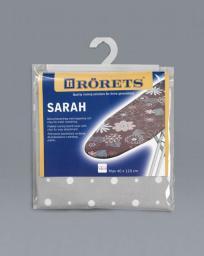 Rorets Pokrowiec na deskę do prasowania 40x120cm Sarah (7557-11000)