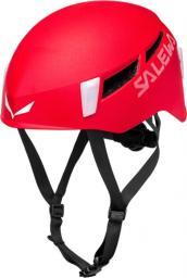 Salewa Kask wspinaczkowy Pura Helmet red r. L/XL