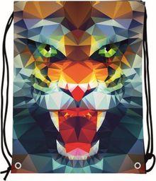 Mesio.pl Worek szkolny plecak WR1041 Tygrys MESIO