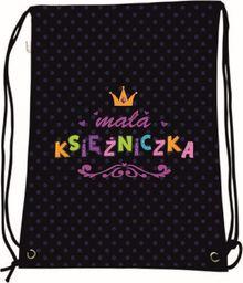 Mesio.pl Worek szkolny plecak WR1044 Mała księżniczka MESIO