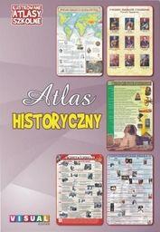 Ilustrowany atlas szkolny. Atlas historyczny