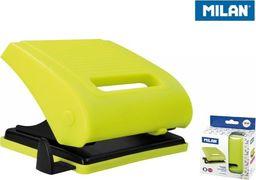 Dziurkacz Milan 15 kartek Żółty (348386)