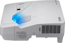 Projektor NEC UM301W, LCD, WXGA, 4000:1, HDMI,  Uchwyt (60003840)