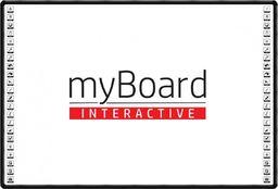 System interaktywny myBoard Tablica interaktywna myBoard 84 cale Nano 4:3 10 touch MG 81,9