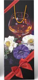 D- Torba ALKOHOL KIELISZEK białe wino