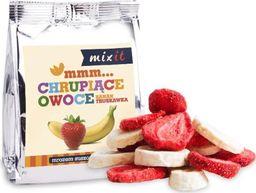 Mixit MIXIT - Owoce LIO do kieszeni Banan Truskawka 23g