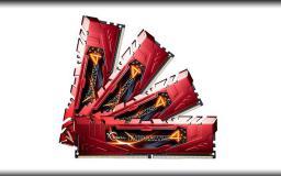 Pamięć G.Skill DDR4, 16 GB, 3000MHz, CL 15 (F4-3000C15Q-16GRR)