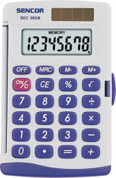 Kalkulator Sencor kieszonkowy (SEC 263/ 8)