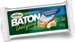 Targroch TG - Baton daktylowy z nerkowcami i kokosem 40g