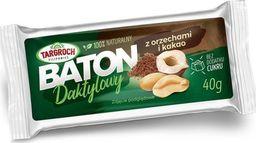 Targroch TG - Baton daktylowy z orzechami i kakao 40g
