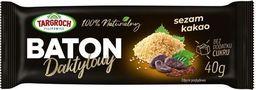 Targroch TG - Baton daktylowy z sezamem i kakao 40g