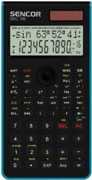 Kalkulator Sencor naukowy czarny (SEC 160 BU)