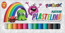 Titanum Plastelina 12 kolorów FunJoy