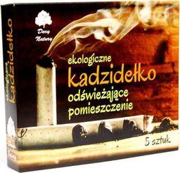 Dary Natury EKO Kadzidełko odświeżające pomieszczenia 5 szt.
