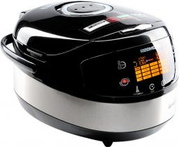 Multicooker Redmond RMC-M90 czarno-srebrny