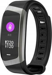 Smartband Active Band E18 Czarno-srebrny