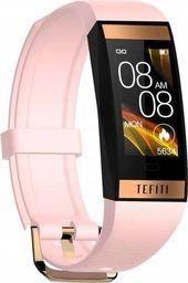 Smartband Active Band E78 TEFITI Różowy