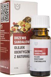 Naturalne Aromaty Olejek identyczny z naturalnym drzewo sandałowe 12ml