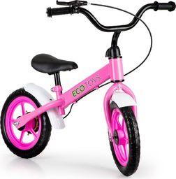 Ecotoys Rowerek biegowy z hamulcem jeździk dla dzieci ECOTOYS