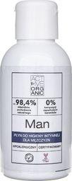 Active Organic Płyn do higieny intymnej Man 100 ml