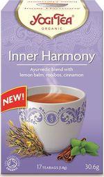 Yogi Tea Yogi Tea Inner Harmony Herbatka wewnętrzna harmonia - 17 saszetek