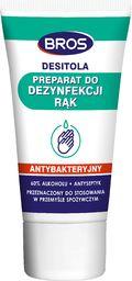 Bros Bros Desitola Żel antybakteryjny do dezynfekcji rąk - 50 ml - WYSYŁKA W CIĄGU 24H -